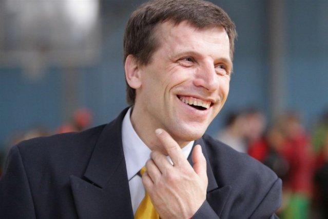 Arvydas Krikščiūnas.