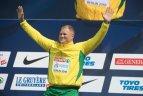 Britas žada lietuviui olimpinį medalį