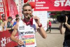 Lietuvos bėgikai metus pradėjo rekordais
