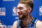 Virtualiame NBA žaidime liko be pergalių