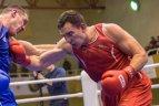 COVID-19 susirgo Lietuvos boksininkas