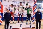 G. Pabijanskas varžybose Rusijoje – trečias