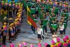 Lietuvą labiausiai garsina sportininkai