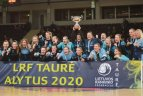 Vilniaus ir Garliavos ekipų triumfas