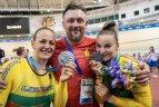 Olimpinių žaidynių nukėlimas tikslo nepakeitė