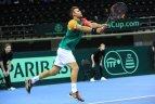 Tenisininkams – dešimtys tūkstančių eurų