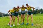 Lietuvos bėgikai – greta lyderių