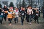Bėgimas įtraukė net 16 miestelių gyventojus