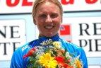 Rasa Leleivytė iškovojo pergalę Katare