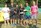 """Tarptautinis padelio teniso turnyras """"LPF Open II""""."""