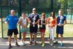 Mišrių dvejetų padelio teniso turnyras Vilniuje