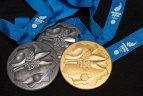 2019 07 01. Europos žaidynių medalininkių sutikimas LTOK