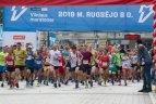 Vilniaus maratonas pro fotografo Alfredo Pliadžio objektyvą