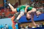2019 10 23. Pasaulio kariškių sporto žaidynės Kinijoje. Imtynės.