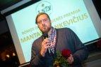 2019 12 12. Lietuvos sporto žurnalistų federacijos (LSŽF) Metų apdovanojimų ceremonija.