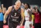 """2020 01 22. Vilniaus """"Rytas"""" iškovojo antrą iš eilės pergalę Europos taurės """"Top 16"""" etape."""