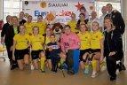"""2020 02 23.  Europos klubų """"Trophy"""" uždarų patalpų varžybos Šauliuose"""