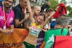 2018 08 11. Europos lengvosios atletikos čempionatas. Moterų 20 km ėjimas.