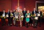 Mažųjų Šv. Kristoforų įteikimo ceremonija Vilniuje