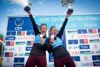 "Europos čempionato ""Satellite"" serijos turnyro etapo Vilniuje finišas."