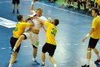 2012 11 04. Europos vyrų rankinio čempionato atranka. Lietuva - Norvegija 21:28.