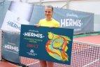 Notingamo turnyro dalyvės buvo apdovanotos Vilniuje