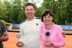 Bernardinų sodo teniso aikštynas paskelbė vasaros pradžią