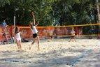 Lietuvos paplūdimio teniso rinktinė dalyvavo pasaulio čempionate Maskvoje.