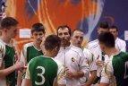 Antrą Rytų Europos čempionato dieną Lietuvos jauniai įveikė estus ir nusileido latviams
