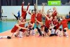 """Baltijos lygos finalo varžybose Estijoje Jonavos """"Achema-KKSC"""" iškovojo antrąją vietą."""