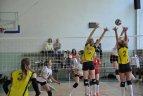 Respublikos studentų tinklinio lygos čempionatas.