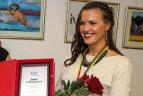 2015 m. Lietuvos moterų rankinio lygos sezono uždarymo šventė.