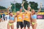 Rytų Europos paplūdimio tinklio čempionatas Vilniuje
