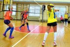 Rytų Europos zonos tinklinio asociacijos (EEVZA) veteranų tinklinio čempionato 1-asis etapas Vilniuje.
