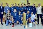 Lietuvos vyrų tinklinio čempionato antrojo diviziono finalo ketvertas.