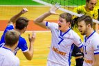 "2016.10.30 Vilniaus Kolegijos ""Flamingo Volley"" - Ozolniekų ""Poliurs"""