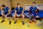 """Lietuvos vyrų tinklinio čempionatas. """"Vilniaus Kolegija/Flamingo Volley"""" - Raseinių """"Norvelita"""" - 3:1 (25:17; 23:25; 25:18; 25:16)"""