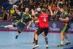 2017 05 07. Europos rankinio čempionato atranka. Lietuva – Belgija 33:28.