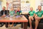 Iš Europos sniego tinklinio čempionato lietuviai grįžo su auksu ir bronza