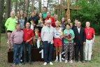 Olimpinio čempiono Remigijaus Valiulio bėgimo taurės varžybos Alytuje.
