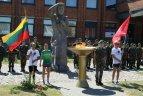 Patriotinis-sportinis renginys Lietuvos partizanų pagerbimo šventė Simne.