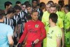 "2018 08 02. UEFA Europos lyga. ""Trakai"" – Belgrado ""Partizan"" 1:1."
