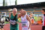 Europos čempionate - lietuvių sidabras ir bronza.
