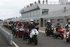 Plento žiedo motociklininkai sezoną uždarė Silezijoje.