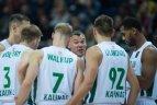 """2018 10 07. LKL rungtynės: Vilniaus """"Rytas"""" - Kauno """"Žalgiris""""."""