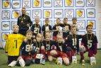 Kauno apskrities futbolo federacijos vaikų turnyras.