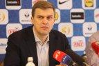 2018.11.14 Dainius Adomaitis paskelbė Lietuvos rinktinės sudėtį artėjančiam FIBA langui.
