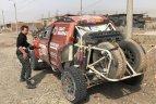 Dakaro ralio šeštasis etapas.