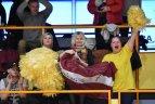 """2019.02.10 Baltijos rankinio lyga. Klaipėdos """"Dragūnas"""" - Ryhimakio """"Cocks"""" (Suomija) 21:25"""