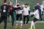 Mažojo Futbolo Lygos (MFL) Vasario 16-osios labdaros turnyras.